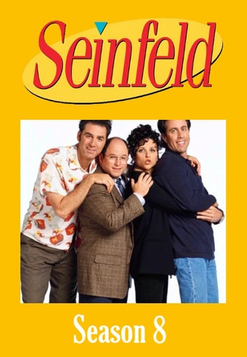 Watch Seinfeld Season 8 in English Online Free