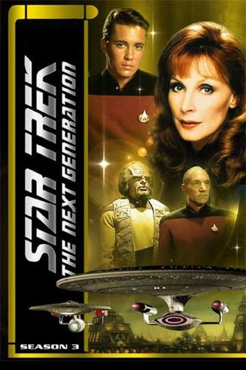 Watch Star Trek: The Next Generation Season 3 in English Online Free