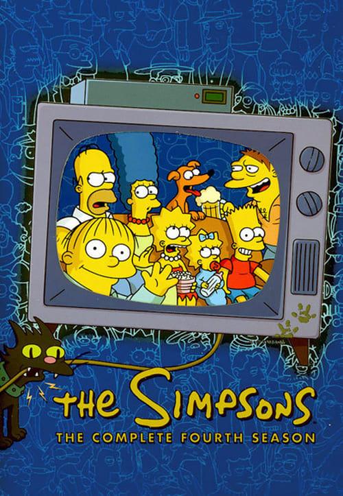 Regarder Les Simpson Saison 4 dans Français En ligne gratuit