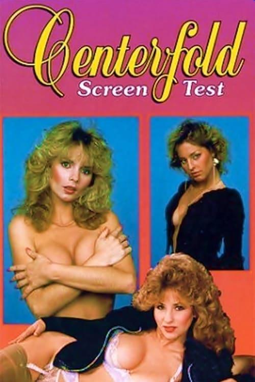 Centerfold Screen Test