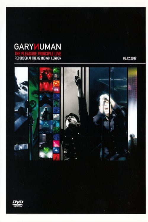 Gary Numan: The Pleasure Principle (Live): London