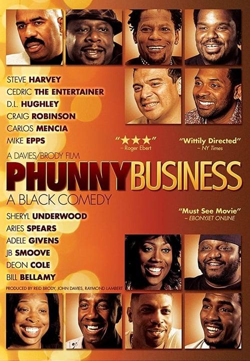 Phunny Business: A Black Comedy