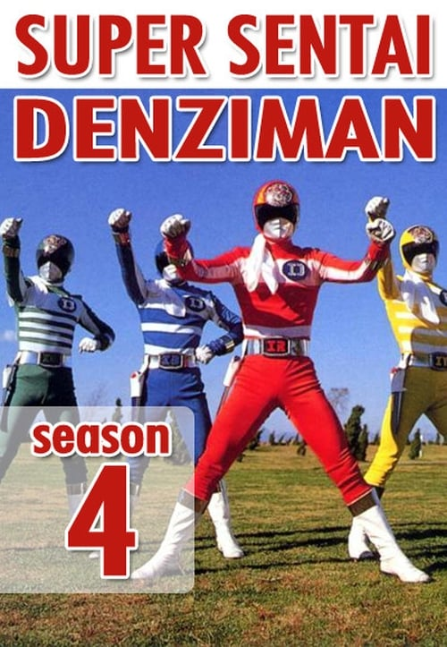 Watch Super Sentai Season 4 in English Online Free