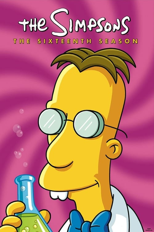 Watch The Simpsons Season 16 in English Online Free