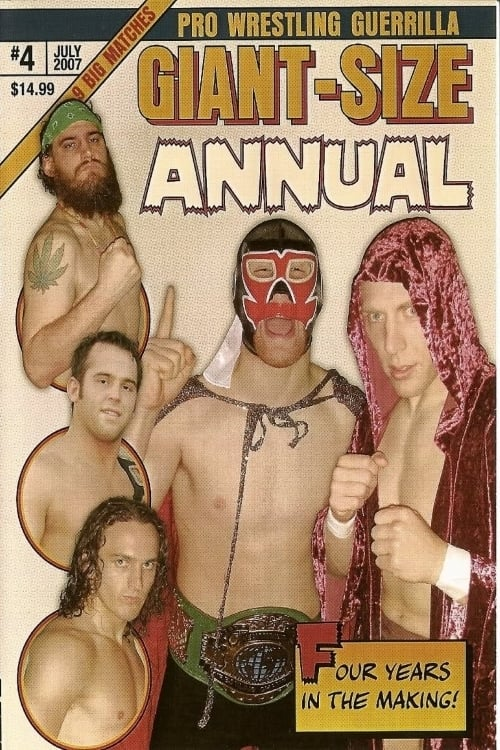 PWG: Giant-Size Annual #4