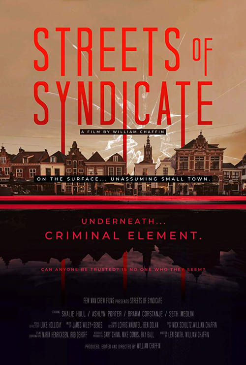 Image Streets of Syndicate 2020