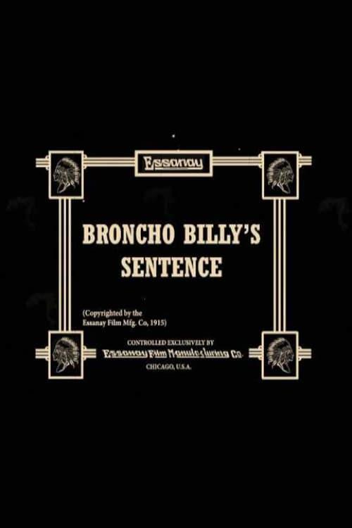 Broncho Billy's Sentence