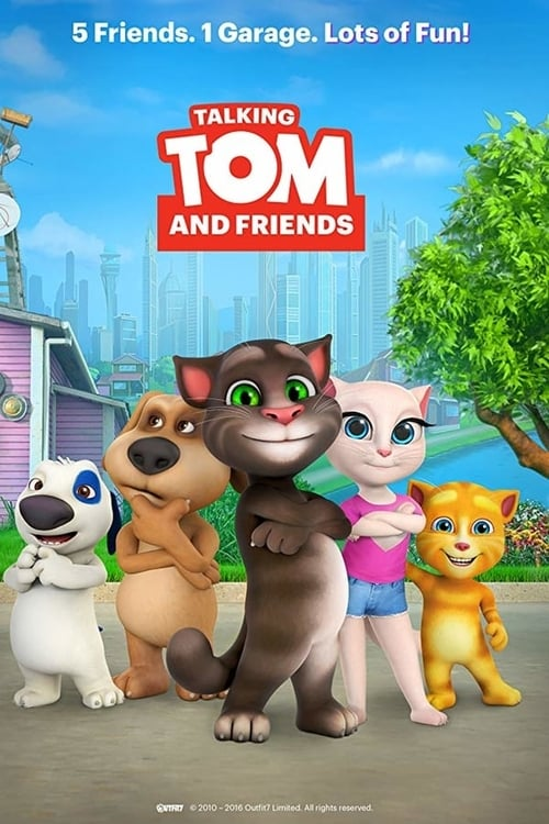 Watch Talking Tom and Friends Season 2 Episode 3 Full Movie Download