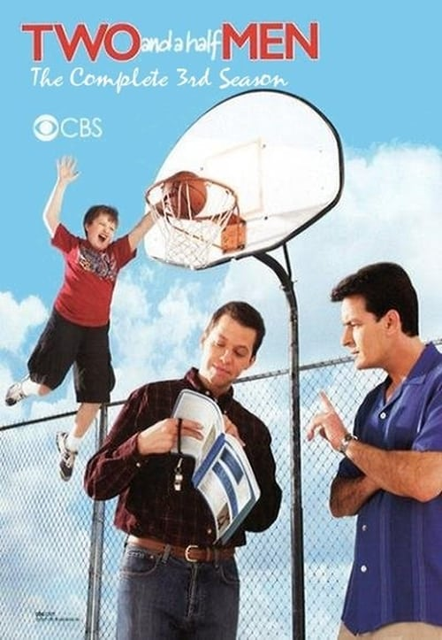 Watch Two and a Half Men Season 3 in English Online Free