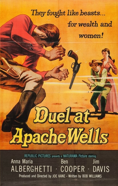 Largescale poster for Duel at Apache Wells
