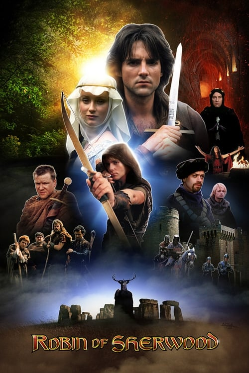Robin of Sherwood poster