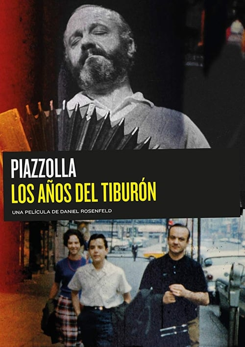 Astor Piazzolla inédito