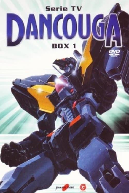 Dancougar – Super Beast Machine God