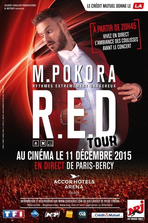 Matt Pokora -  Red Tour