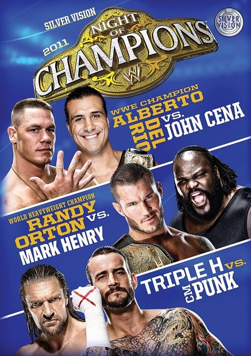 WWE Night of Champions 2011