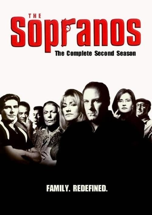 Watch The Sopranos Season 2 in English Online Free