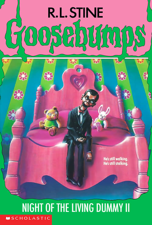 Goosebumps: Night of the Living Dummy II