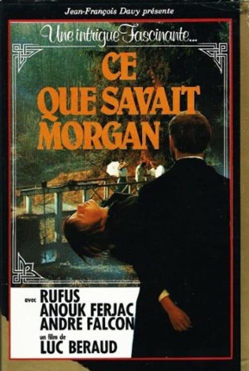 Ce que savait Morgan