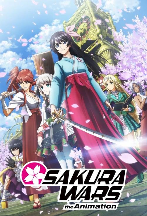 Sakura Wars the Animation