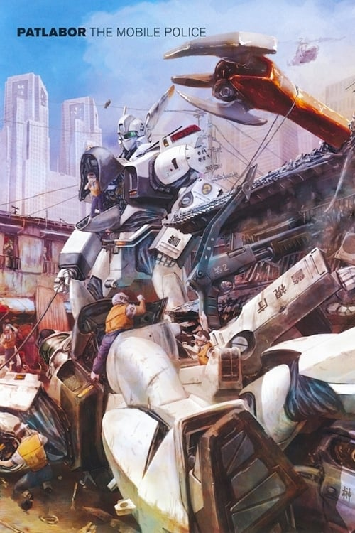 ©31-09-2019 Patlabor: The TV Series full movie streaming