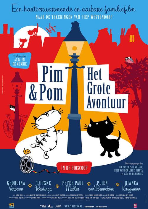 Pim & Pom: The Big Adventure
