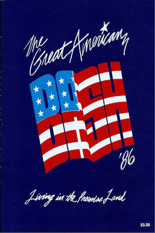 NWA Great American Bash '86 Tour: Greensboro