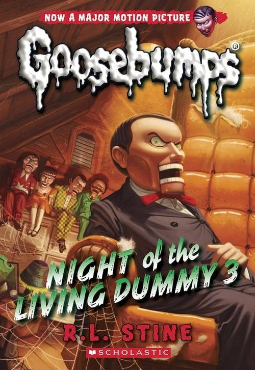Goosebumps: Night of the Living Dummy III