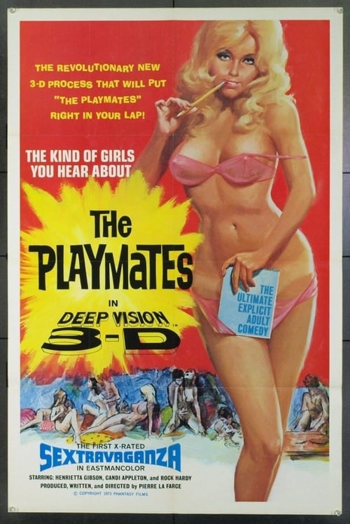 The Playmates in Deep Vision 3-D