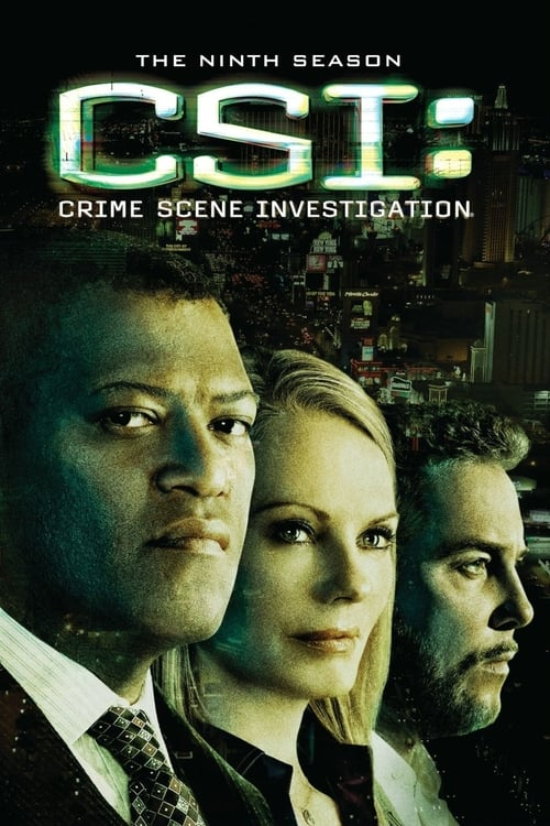 Watch CSI: Crime Scene Investigation Season 9 in English Online Free