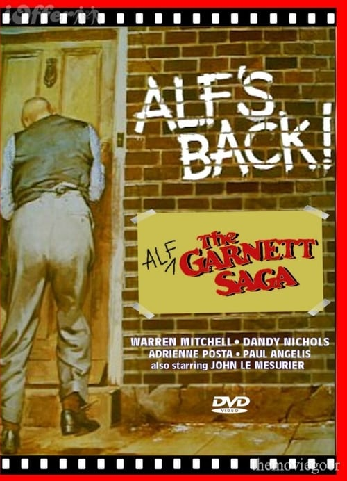 The Alf Garnett Saga