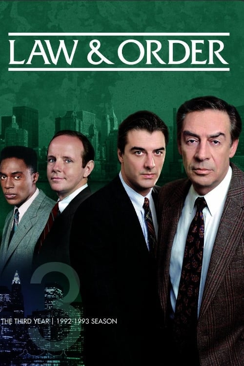 Watch Law & Order Season 3 in English Online Free
