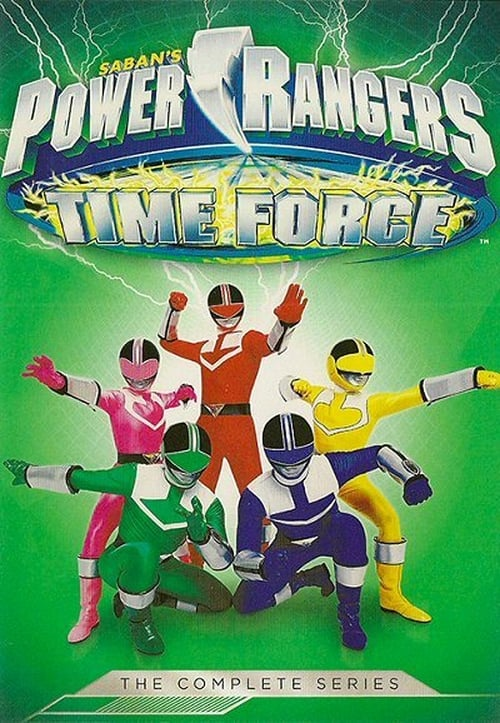 Watch Power Rangers Season 9 in English Online Free
