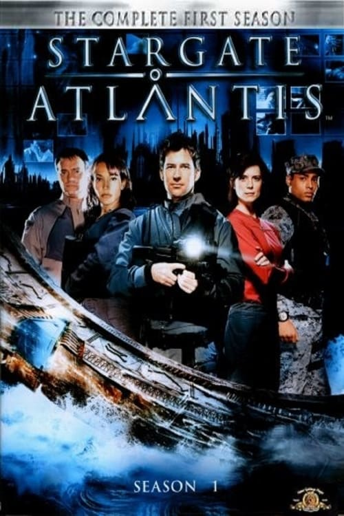 Watch Stargate Atlantis Season 1 in English Online Free