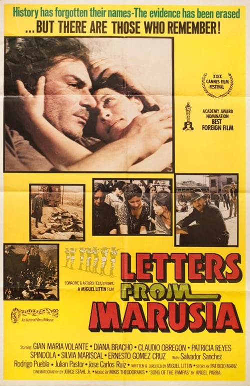 Letters from Marusia