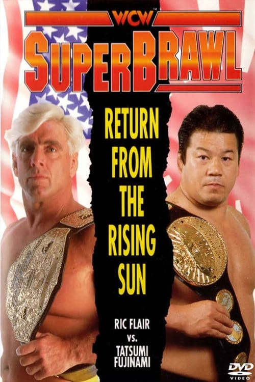 WCW SuperBrawl: Return from The Rising Sun