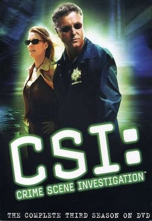 Watch CSI: Crime Scene Investigation Season 3 in English Online Free