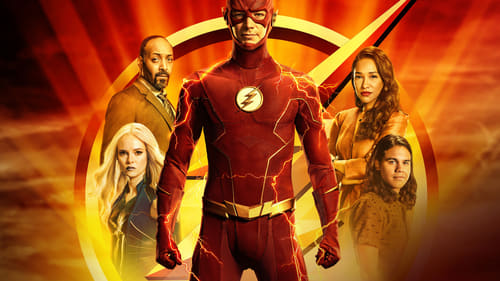 The Flash Season 1 Episode 19 : Who Is Harrison Wells?