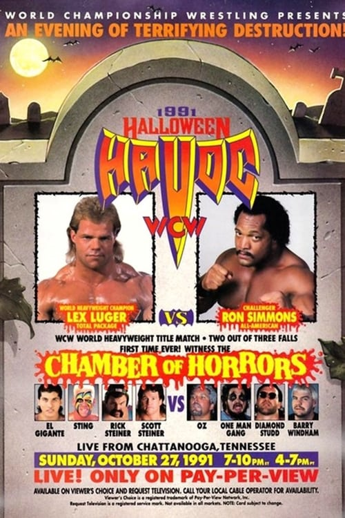 WCW Halloween Havoc '91