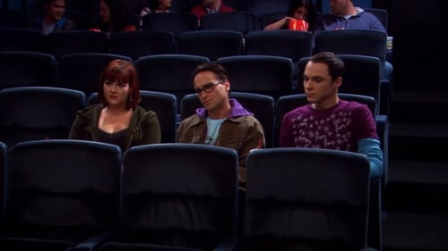 Watch The Big Bang Theory S2E9 in English Online Free | HD