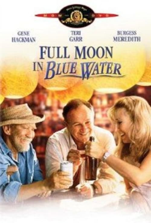 Largescale poster for Full Moon in Blue Water