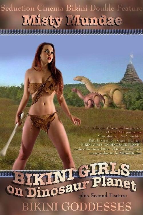 Bikini Girls on Dinosaur Planet