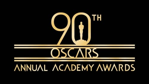 The 90th Academy Awards Poster