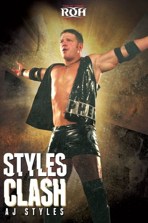 AJ Styles: Styles Clash