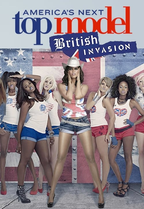 America's Next Top Model - British Invasion
