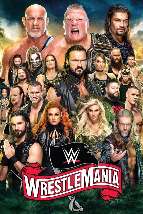 WWE WrestleMania 36 (Night 2)