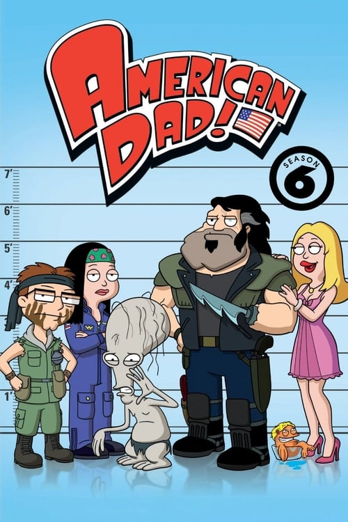 American Dad! - Rapture's Delight