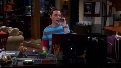 Watch The Big Bang Theory S4E10 in English Online Free | HD
