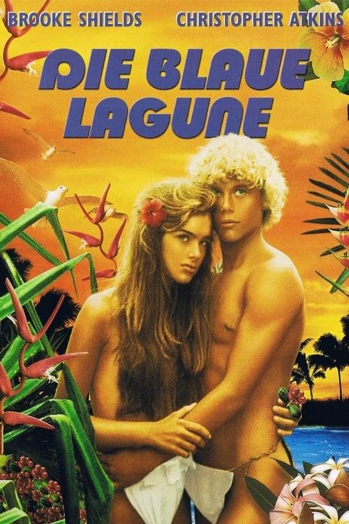 Die blaue Lagune - Poster