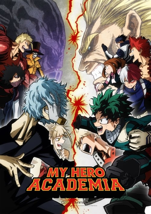 My Hero Academia - Season 3