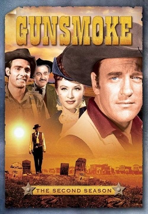 Watch Gunsmoke Season 2 in English Online Free